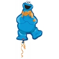 Sesame Street Cookie Monster Foil Balloon Super shape ~ Out of Stock